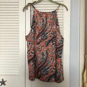 Ann Taylor summer blouse